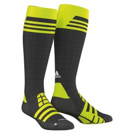 Chaussettes Compression Running noir Homme/Femme Adidas