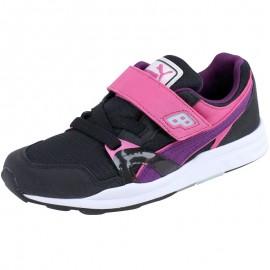 Chaussures Noir Trinomic XT Fille Puma
