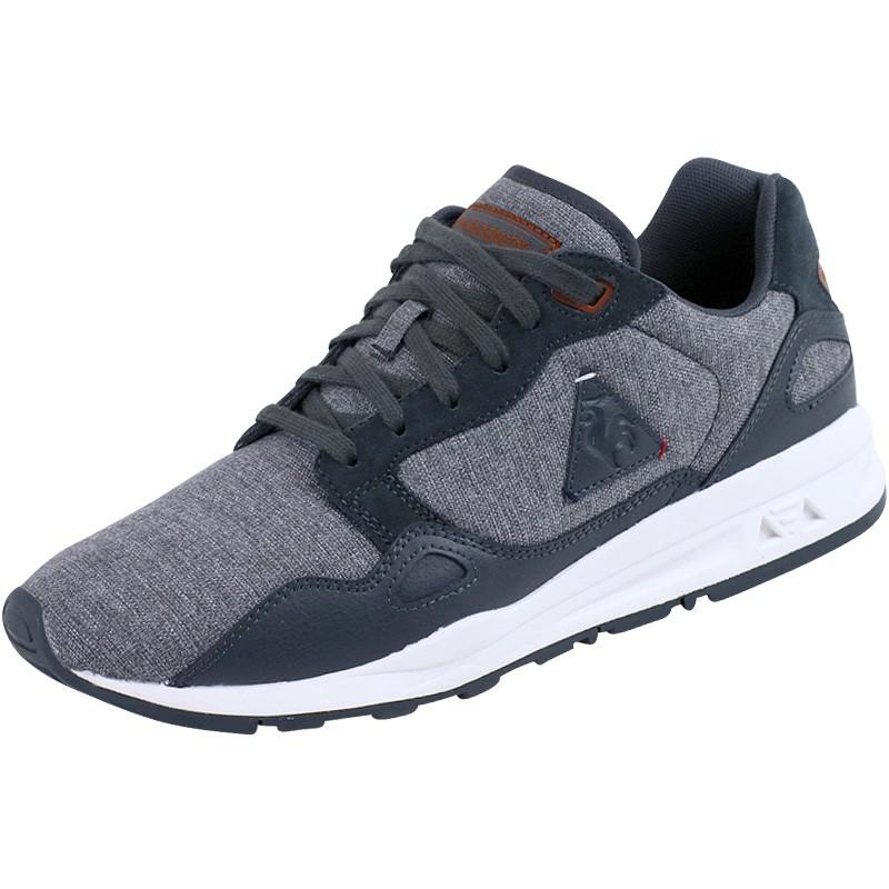 chaussures gris lcs r900 homme le coq sportif baskets. Black Bedroom Furniture Sets. Home Design Ideas