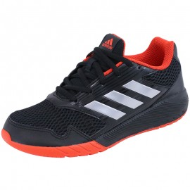 Chaussures Noir Altarun K Running Garçon Adidas