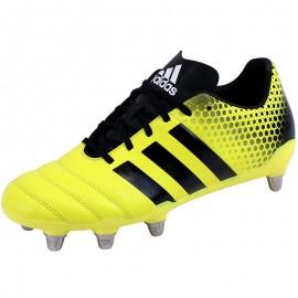 Chaussures Jaune Regulate Kakari 3.0 SG Rugby Homme Adidas