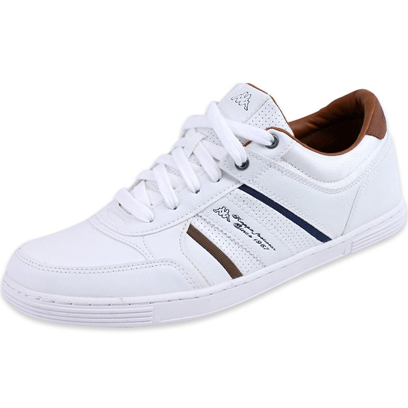 Blanc Ottawif Baskets Chaussures Kappa Homme vN8nOwm0