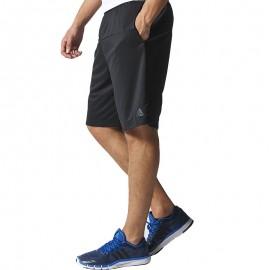 Short Entrainement AIS short noir Homme Adidas