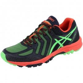 Chaussures Noir Gel Fuji Attack 5 Trail/Running Homme Asics