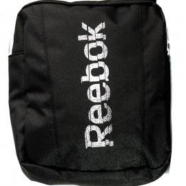 Sacoche à Bandoulière CIty bag noir Homme Reebok