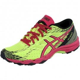 Chaussures Jaune Gel Fuji Lyte Trail/Running Femme Asics