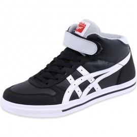 Chaussures Montantes Noir Aaron MT Garçon Asics
