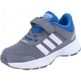 Chaussures Gris Cloudfoam Vs City Bébé Garçon Adidas