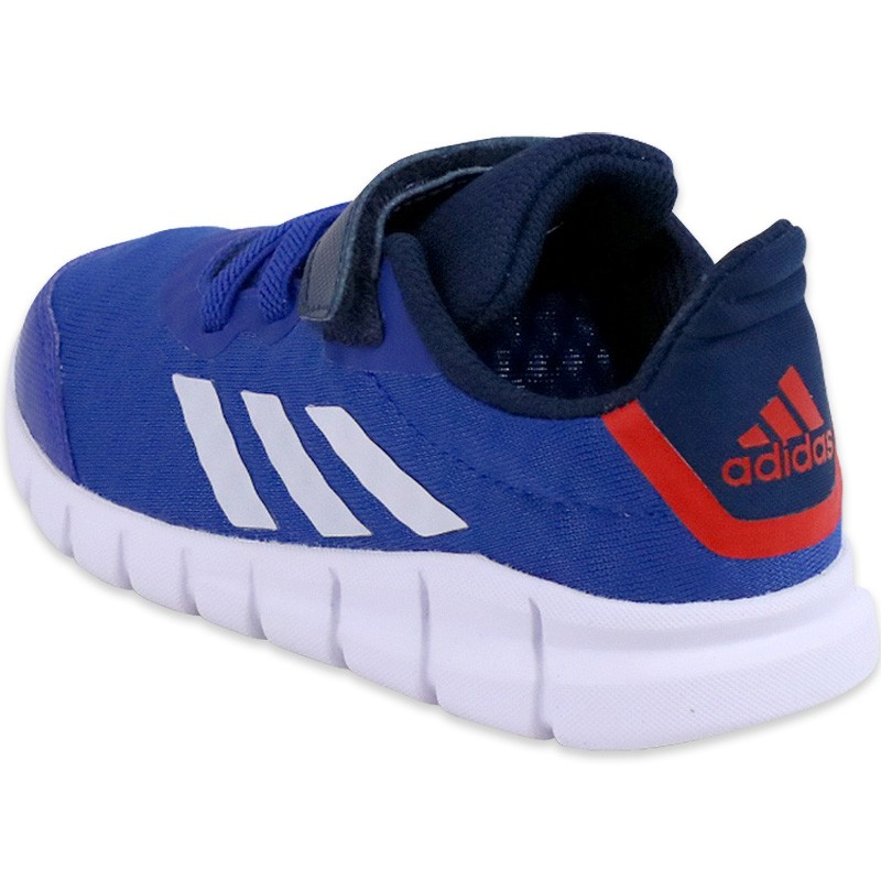 chaussures bleu rapida flex b b gar on adidas b b du 16 au 23. Black Bedroom Furniture Sets. Home Design Ideas