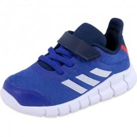 Chaussures Bleu Rapida Flex Bébé Garçon Adidas