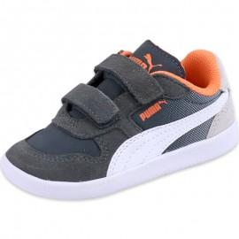 Chaussures Gris Icra Trainer N/S Shades V Bébé Garçon Puma
