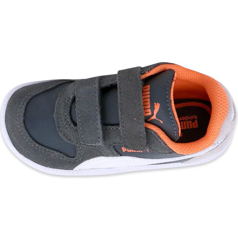 10fc63d064ef Chaussures Gris Icra Trainer N/S Shades V Bébé Garçon Puma - Bébé d...