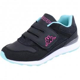 Chaussures Noir Phyler Fille Kappa