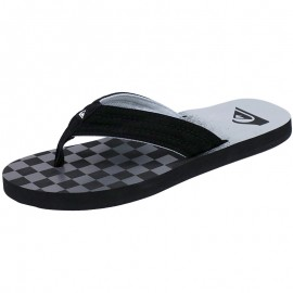 Tongs BASIS gris Homme Quiksilver