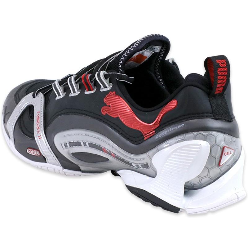 chaussures handball eliminate noir homme puma chaussures de sport. Black Bedroom Furniture Sets. Home Design Ideas