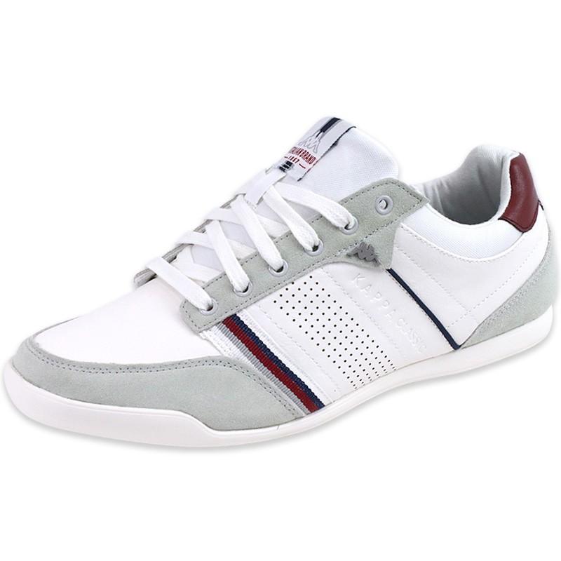 22c1c4b46c1e7b Chaussures SAWATI blanc Homme Kappa - Baskets