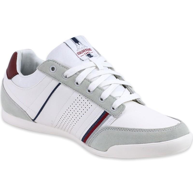 Kappa SAWATI Homme Chaussures Baskets blanc XTSpqxq4