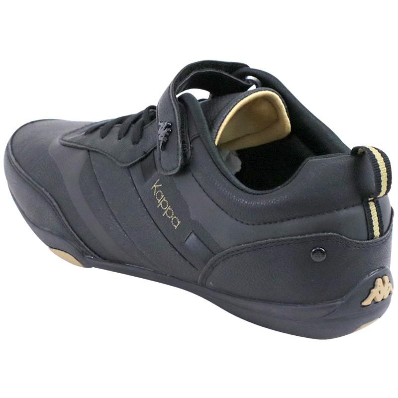 Bq455w Chaussures Sarabi Baskets Kappa Noir Femme CqwzXBX7
