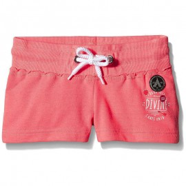 Short Rose fluo Fille Camps