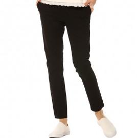 Pantalon MEG Noir Femme Deeluxe