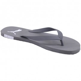 Tongs First Flip Gris Homme Puma
