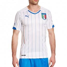 Maillot Italie Extérieur Football Blanc Homme Puma