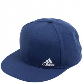 Casquette Snapback FLAT Marine Homme Adidas