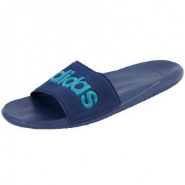 Tongs Carozoon LG Natation Bleu Homme Adidas