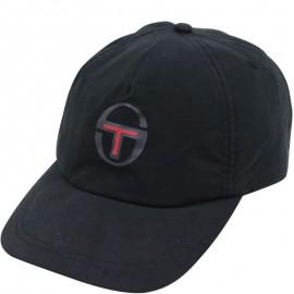 Casquette souple TECH CAP Noir Homme Sergio Tacchini