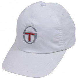 Casquette souple TECH CAP Blanc Homme Sergio Tacchini