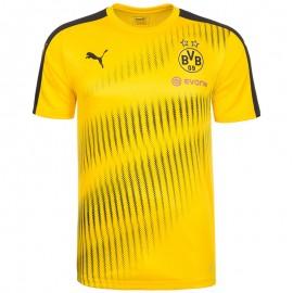 Maillot Stadium Borussia Dortmund Football Jaune Homme Puma