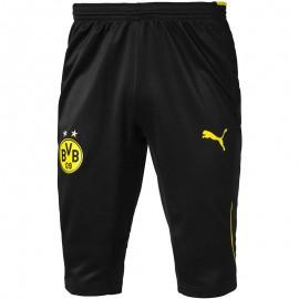 Pantalon 3/4 Borussia Dortmund Football Noir Homme Puma