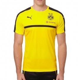 Maillot Entrainement Borussia Dortmund Football Jaune Garçon Puma