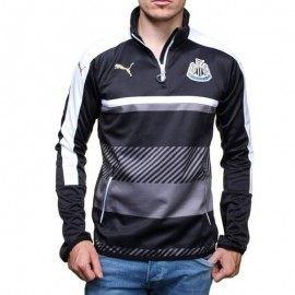 Sweat Newcastle 2016-2017 Football Noir Homme Puma