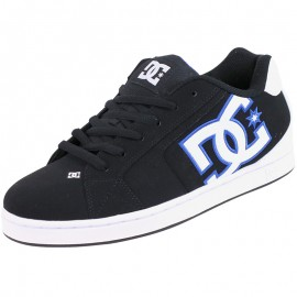 Chaussures Net Skateboard Noir Homme DC Shoes
