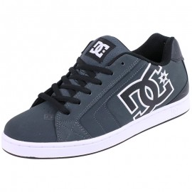 Chaussures Net Skateboard Gris Homme DC Shoes