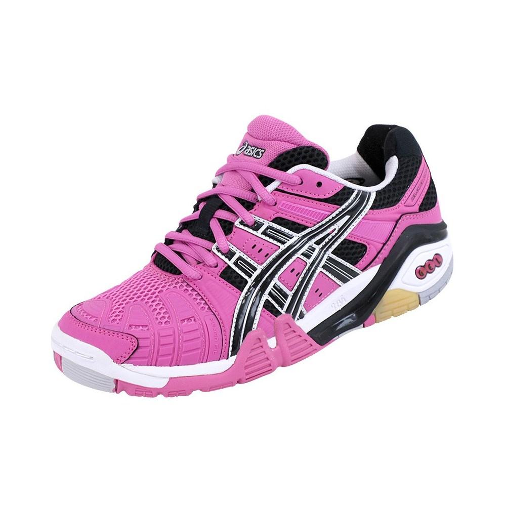chaussure de sport en salle femme