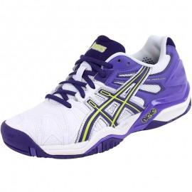 Chaussures Gel Resolution 5 OC Tennis Blanc Femme Asics