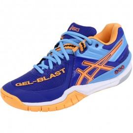 Chaussures Gel Blast 6 Handball Bleu Garçon Asics