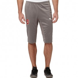 Pantalon 3/4 Training Pant Arsenal Football Gris Homme Puma