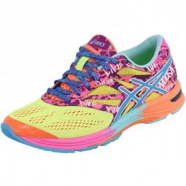 Chaussures Gel Noosa Tri 10 Running Jaune Femme Asics