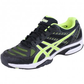 Chaussures Gel Solution Lyte OC Tennis Noir Homme Asics