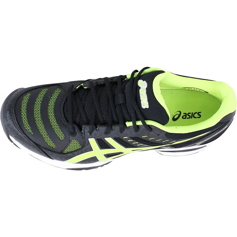 Homme Gel Tennis Lyte Oc Noir AsicsChaussure Chaussures Solution nwNOk08PX
