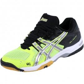 Chaussures GelRocket 6 Tennis Noir Homme Asics
