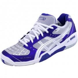 Chaussures Gel Blade 4 Tennis Bleu Femme Asics