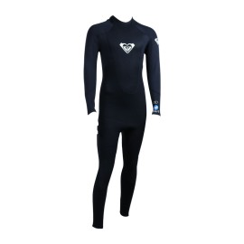 Combinaison STEAMER Surf noir Fille Roxy