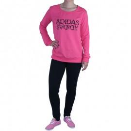 Survêtement FASHION Rose Femme Adidas
