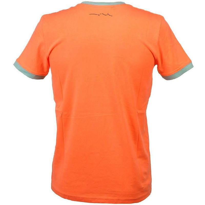 tee shirt ticlass3 orange gar on teddy smith t shirts. Black Bedroom Furniture Sets. Home Design Ideas