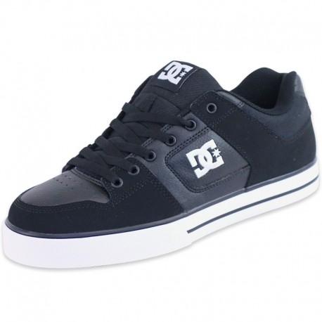 Chaussures DC Shoes Court noires homme 8heMEMdB