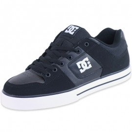 Chaussures Pure Skateboard Noir Homme DC Shoes
